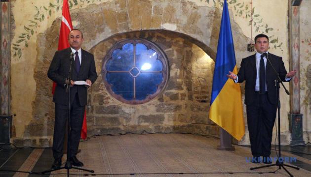 Freihandelszone mit Türkei. Ukraine schützt empfindliche Bereiche - Klimkin