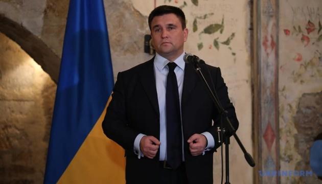 Ukraina i Turcja przygotowują porozumienie w sprawie strefy wolnego handlu - Klimkin