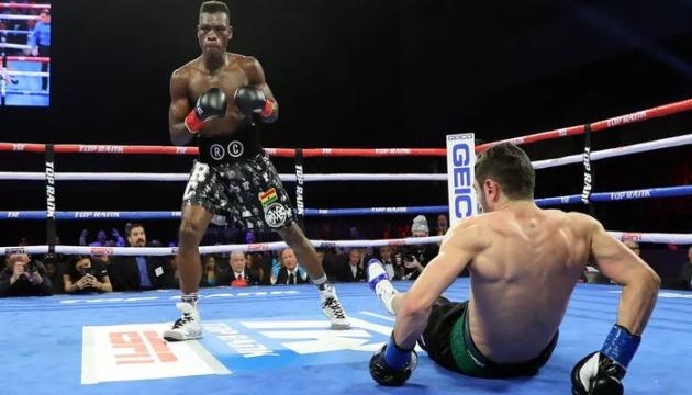 Boxen: Commey schlägt Chaniev K.o., weiter Kampf gegen Lomachenko