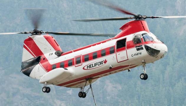 На украинские курорты полетят туристические вертолеты
