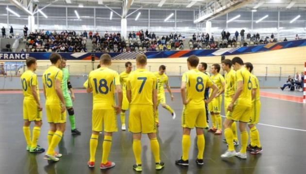 Збірна України з футзалу у квітні проведе спаринг з Хорватією