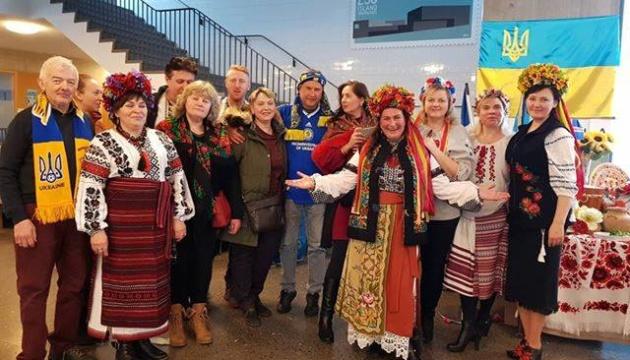 Українці Ісландії представили національну культуру і кухню на Фестивалі націй