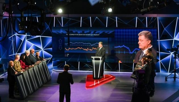 Порошенко рассказал, кто будет в его президентской команде