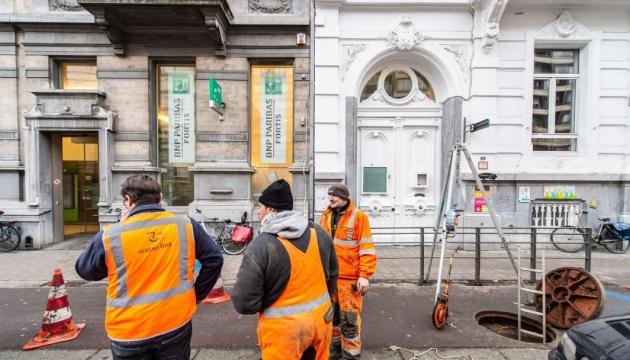 В Антверпені пограбували банк через вентиляційні шахти