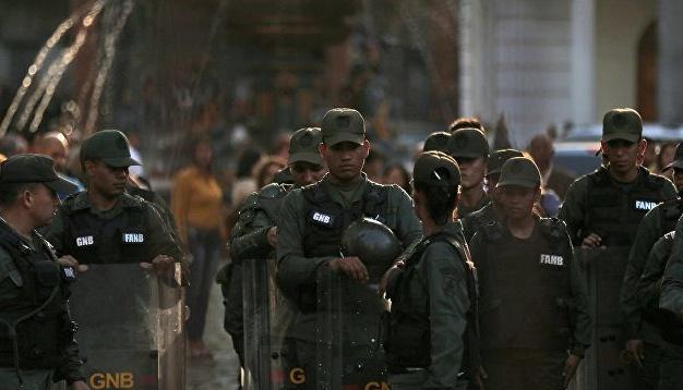Россия отозвала из Венесуэлы большинство военных советников и специалистов - WSJ
