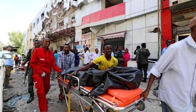 У Сомалі підірвали авто, 11 загиблих