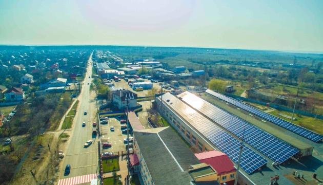 Укртрансгаз торік заробив 1,9 мільйона на генерації сонячної електроенергії