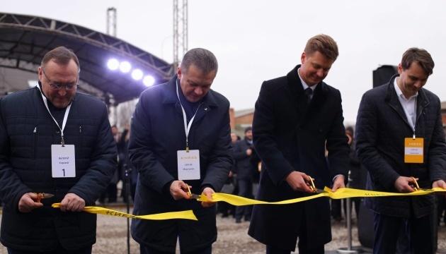 У Вінниці відкрився завод з виробництва сонячних панелей