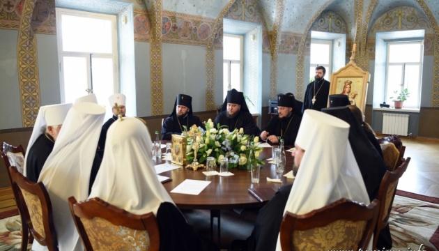 Синод ПЦУ ухвалить рішення щодо