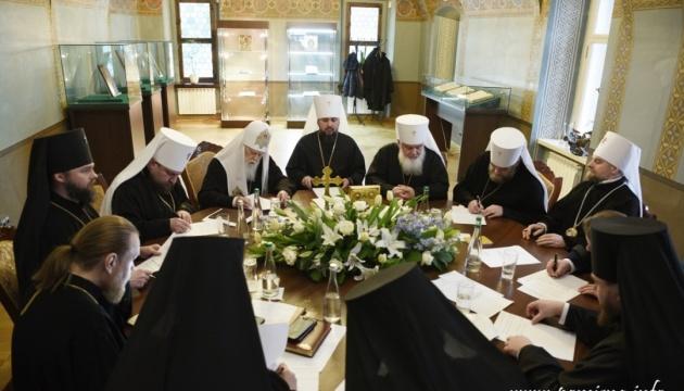 Митрополит Епіфаній затвердив склад Синоду Помісної церкви