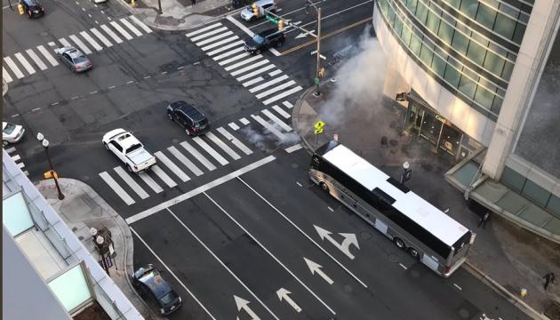 Вашингтонське метро евакуювали через вибух трансформатора