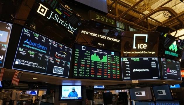 Фондові біржі США обвалюються через коронавірус