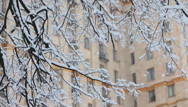 Киянам нарешті пообіцяли сніг