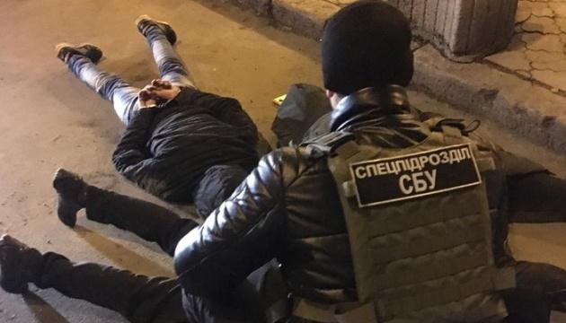 СБУ затримала банду рекетирів в Одесі