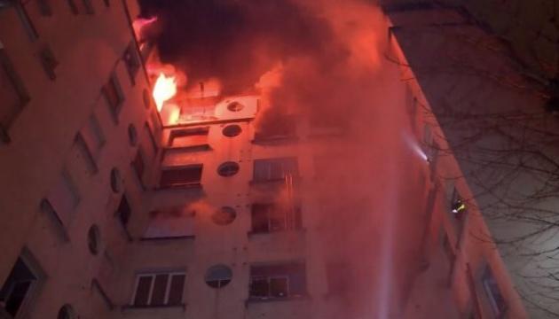 Підпал будинку в Парижі: підозрювану 13 разів забирали до психлікарні