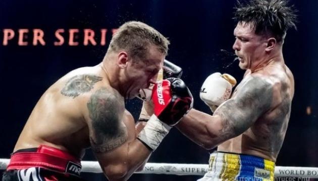 Boxen: Zwei ehemalige Rivalen von Usyk treffen sich in Riga