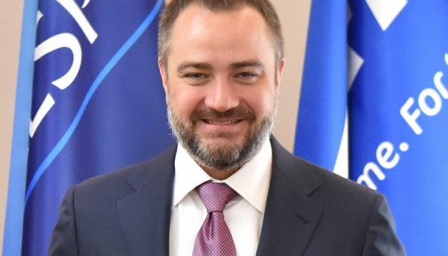 Андрей Павелко избран в состав исполкома УЕФА