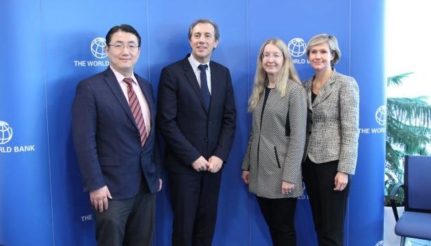 Світовий банк в Україні очікує продовження співпраці з Супрун