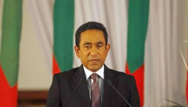 На Мальдівах арештували екс-президента, обвинуваченого у відмиванні грошей