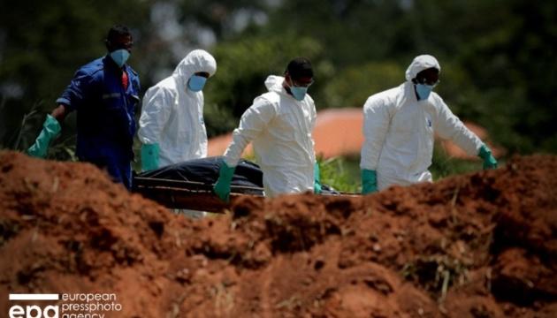 Загиблих у результаті прориву дамби в Бразилії вже майже 160 осіб