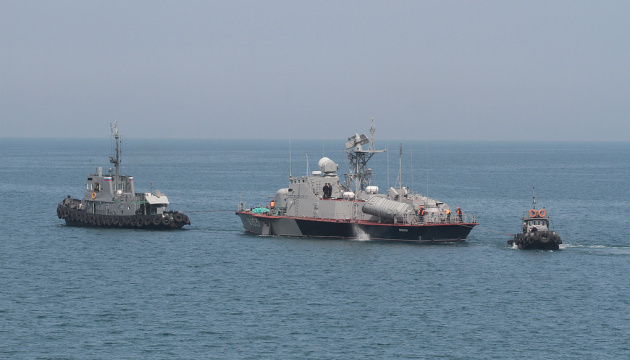 Bundestag considers Russia's blockage of navigation in Azov and Black Seas unacceptable