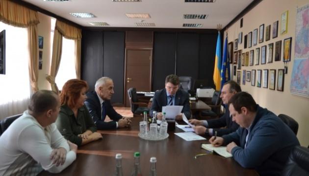 Жданов начал серию встреч с федерациями по подготовке к Токио-2020