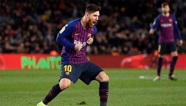 Месси возглавил топ-10 футболистов Европы по размеру зарплаты - l'Еquipe