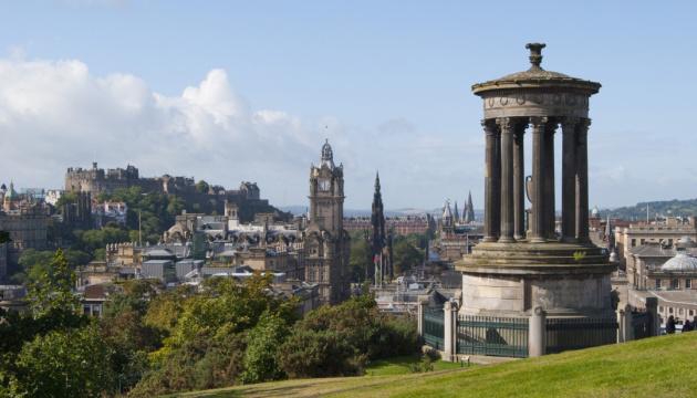 Единбург першим у Британії хоче ввести туристичний збір