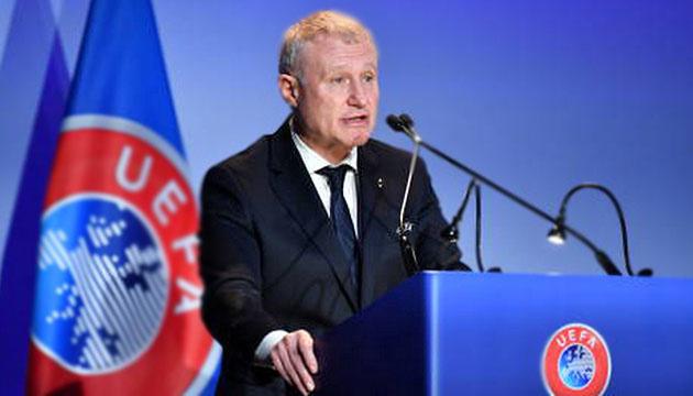 Григорій Суркіс став почесним членом УЄФА