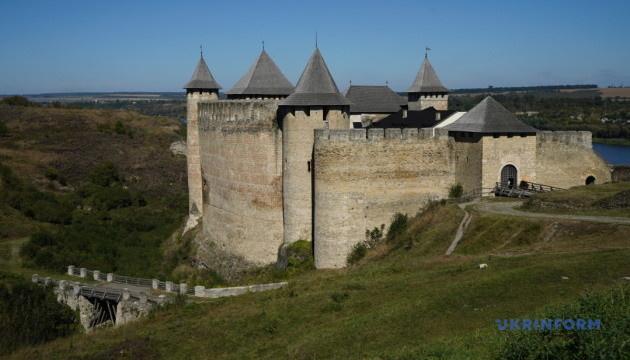 Підземні знахідки Хотинської фортеці