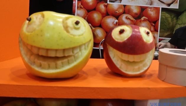 L'Ukraine exploite avec succès de nouveaux marchés d'exportation de pommes