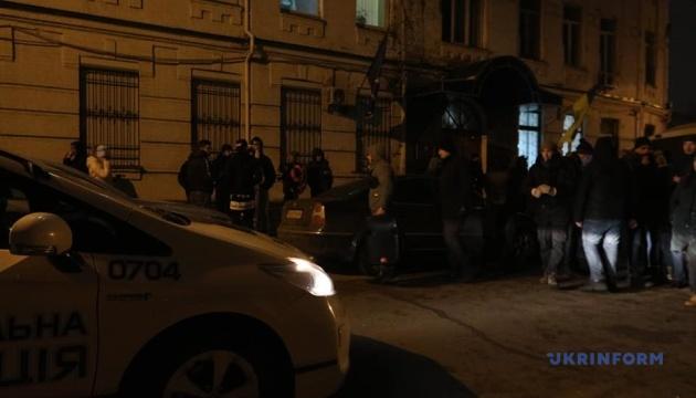 ДБР розслідує дії поліцейських при штурмі райвідділу