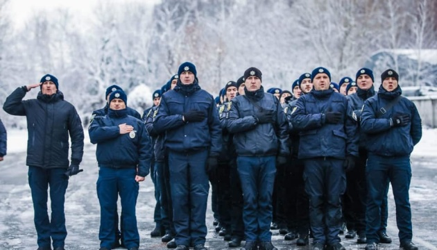 Поліцейські запустили флешмоб