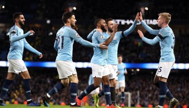 АПЛ: Зинченко помог «Ман Сити» разгромить «Челси»