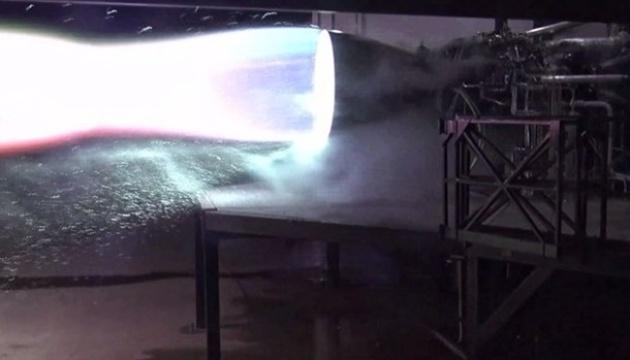 Маск заявляє, що новий двигун SpaceX побив рекорд російського РД-180