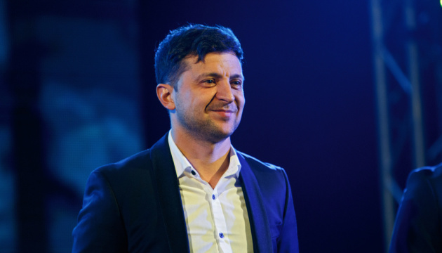 Zelensky leads polls in Ukraine's presidential race