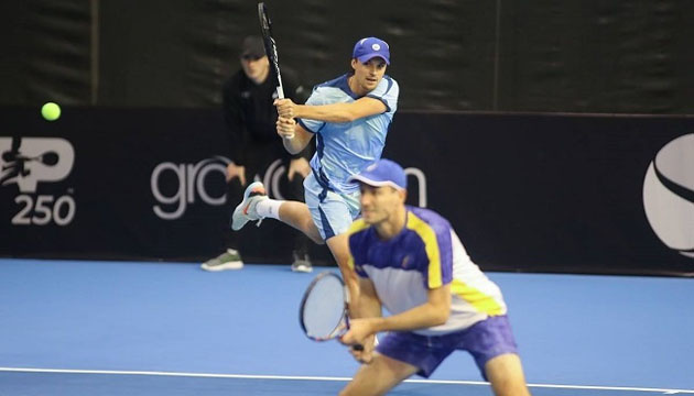 Теніс: Молчанов виступить у парних змаганнях ATP Tour у Нью-Йорку