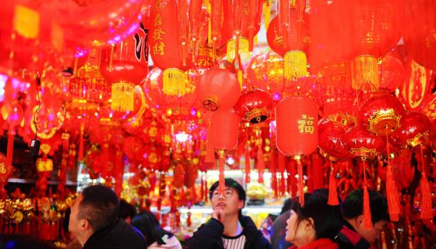У Китаї підрахували, скільки внутрішні туристи витратили на свято Весни