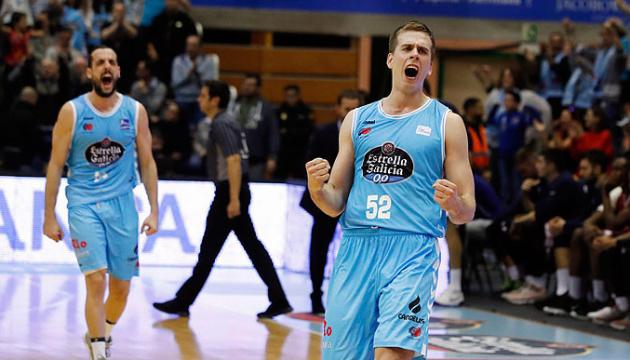 Українець став кращим баскетболістом туру чемпіонату Іспанії