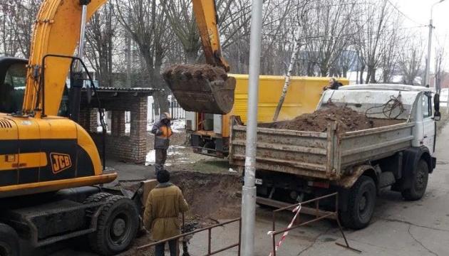 Аварія на Солом'янці: без тепла і гарячої води – понад 70 будинків