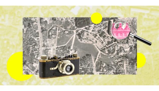 Туристам запропонують фотокарту вінтажного Луцька