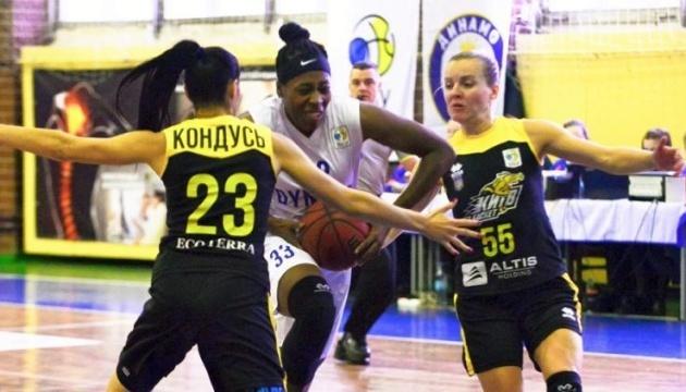 Баскетбол: пройшло жеребкування Фіналу чотирьох Кубка України серед жінок
