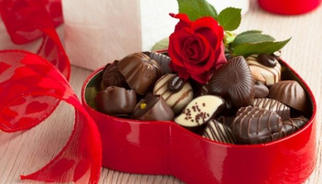 Festival de chocolate en Leópolis: Toneladas de dulces y bodas