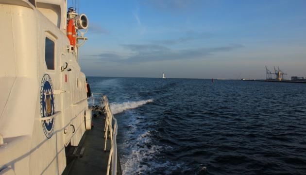 Украина усиливает пограничный контроль на море
