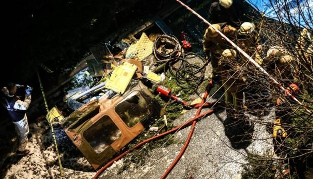 У Стамбулі розбився військовий вертоліт, є загиблі