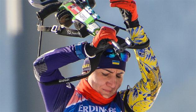 У біатлоністки Олени Підгрушної виникли проблеми зі здоров'ям