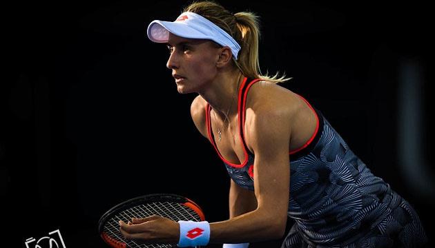 Теніс: сьогодні Цуренко стартує на турнірі WTA Premier у Досі