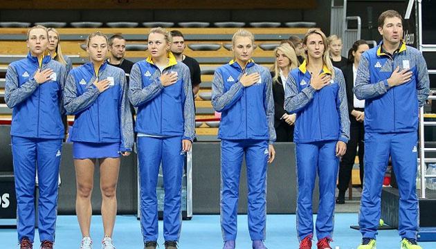 Збірна України з тенісу залишила топ-20 Кубка Федерації