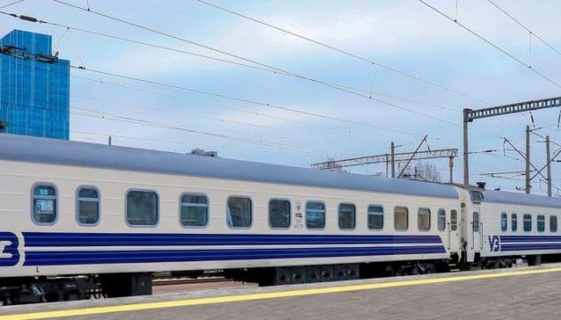 Укрзалізниця планує сформувати оновлений нічний експрес Київ-Маріуполь