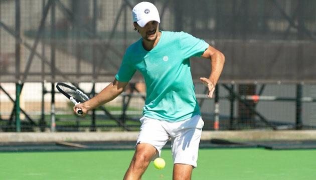 Теніс: Молчанов повторив свій особистий рекорд у парному рейтингу ATP